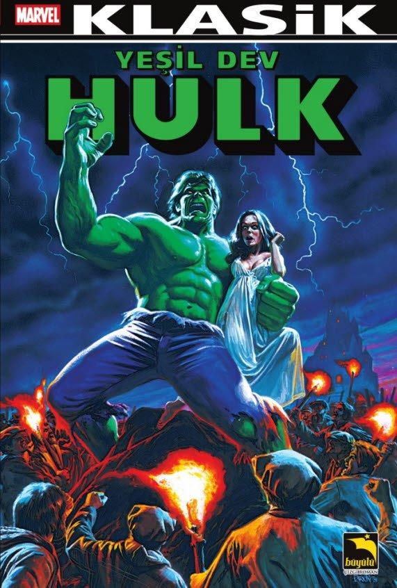 Klasik Yeşil Dev Hulk 2